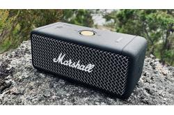 Đánh giá Loa Marshall Emberton: Đơn giản, nhỏ gọn, pin trâu, âm thanh 360 độ