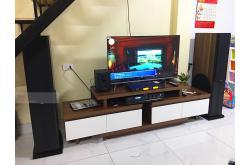 Lắp đặt dàn karaoke gia đình anh Thương tại Hà Nội (Paramax D88, BKSound DK3600, U900 Plus Ver 2)