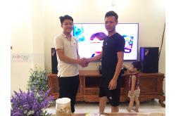 Lắp đặt dàn karaoke gia đình anh Vượng tại Hà Nội (JBL MTS10, BMB 450SE, VM840A, X6 Luxury, VM200)