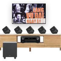 Dàn âm thanh 5.1 xem phim nghe nhạc BC-XPNN03