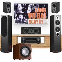 Dàn âm thanh 5.1 xem phim nghe nhạc BC-XPNN25