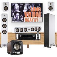 Dàn âm thanh 5.1 xem phim, nghe nhạc BC-XPNN30