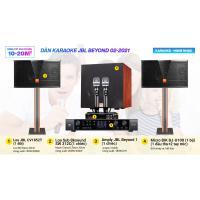 Dàn karaoke JBL Beyond 02-2021