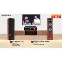 Dàn nghe nhạc 2 kênh Stereo NN58 (JBL Studio 690 + Denon PMA 1600NE)