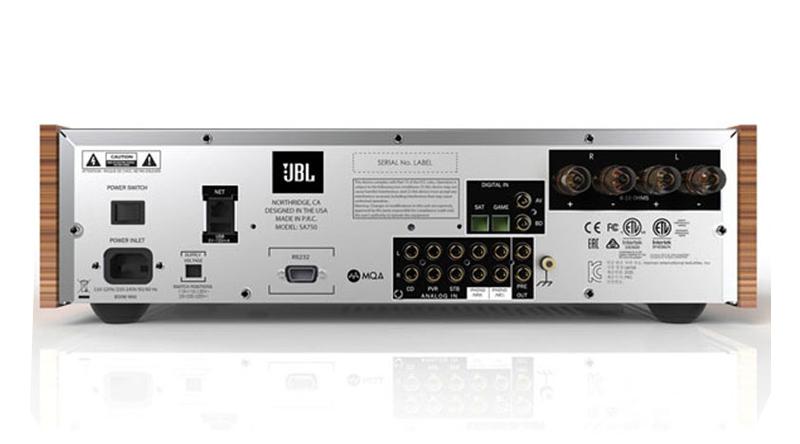 Amply JBL SA750