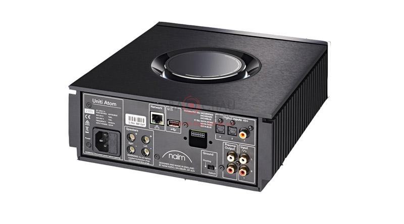 Amply Music Server DAC Naim Uniti Atom