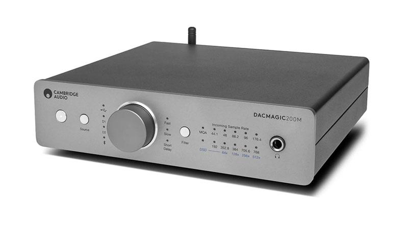 Bộ giải mã DAC Cambridge Audio DacMagic 200M