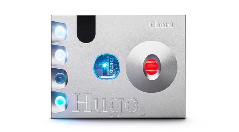 Bộ giải mã DAC Chord Hugo 2