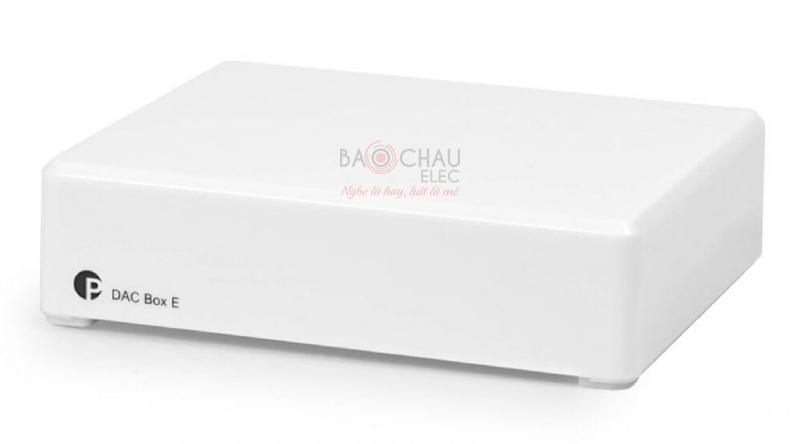 Bộ giải mã DAC Pro-Ject Box E