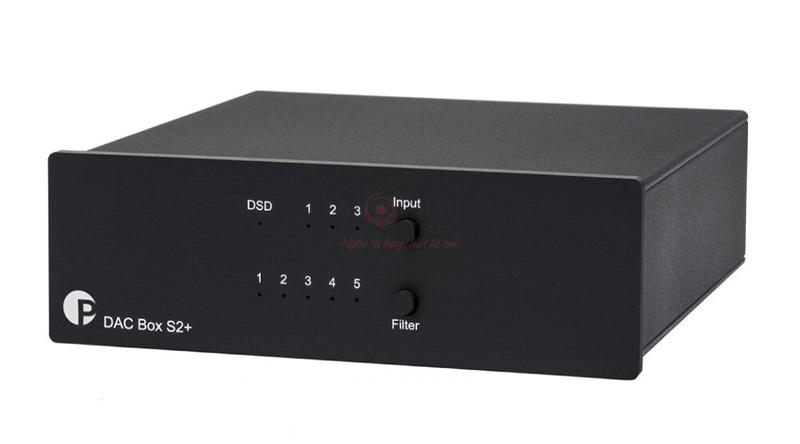 Bộ giải mã DAC Pro-Ject Box S2+