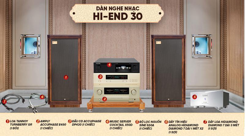 Dàn nghe nhạc Hi-end 30