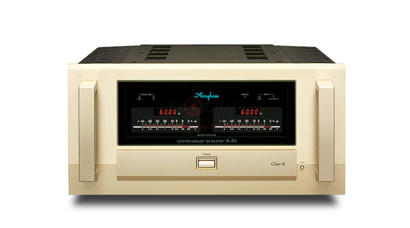 Power Amply Accuphase A70 (sx: Japan)