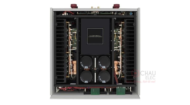 Power Amply Luxman M-10X