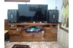 Lắp đặt dàn karaoke gia đình anh Hiện tại Nam Định (BMB 2000SE, VM620A, KX6, U900 PlusX, Pro 565M)