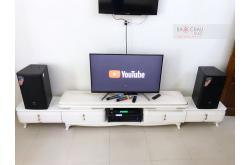 Lắp đặt dàn karaoke gia đình anh Hoàng tại Hà Nội (JBL MTS10, VM620A, BKSound X5 Plus, U900 Plus X)