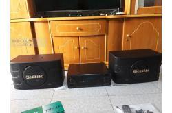 Lắp đặt dàn karaoke gia đình anh Luân tại Hà Nội (BIK BJ-S668, BIK BJ-A88, BIK Pro 8x)