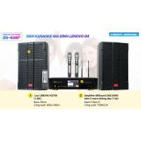 Dàn karaoke gia đình Lenovo 04