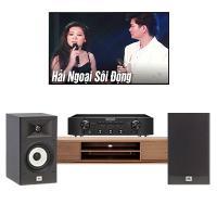 Dàn nghe nhạc mini BC01 (JBL Stage A130 + Marantz PM5005)