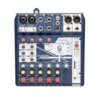 Mixer Soundcraft Notepad 8