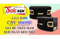 Cuối tuần sale đậm, Loa BMB CSV 900SE giá rẻ thấy ham, xem ngay kẻo tiếc