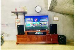 Lắp đặt dàn karaoke gia đình anh Thiêm tại Bắc Ninh (Lenovo KS750, VM620A, KX6, U900 Plus, Sub 1000New)