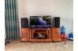 Lắp đặt dàn karaoke gia đình anh Thi tại Bắc Ninh (BIK BSP412, VM620A, X6 Luxury, UGX12 Gold)