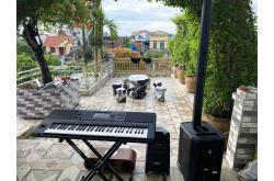 Lắp đặt Loa di động JBL PRX One cho anh Hùng tại Thái Bình (JBL PRX One, Teac WS-A70)
