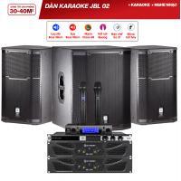 Dàn karaoke JBL 02