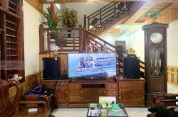Lắp đặt dàn karaoke gia đình anh Đăng tại Bắc Ninh (EMAX 3112, Famousound 7208, BPR8500, TS312S, VM200)