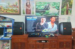 Lắp đặt dàn karaoke gia đình anh Đôn tại Hà Nội (JBL CV1252T, VM420A, BPR-5000, BCE U900 Plus)