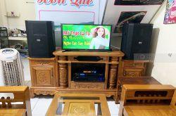 Lắp đặt dàn karaoke gia đình anh Tâm tại Bình Dương (BIK BSP412II, VM820A, BPR8500, BJ-U100)