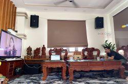 Lắp đặt dàn karaoke gia đình anh Tú tại TP HCM (BIK BSP412, VM620A, X5 Plus, TX212S, UGX12 Luxury)
