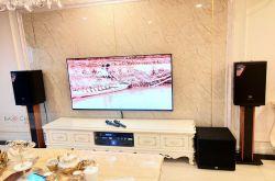Lắp đặt dàn karaoke gia đình chị Hiền tại Hà Nội (JBL MTS10, Xli2500, KX180, A120P, JBL VM200)
