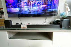 Lắp đặt loa JBL Soundbar 9.1 3D cho anh Trường tại Hà Nội