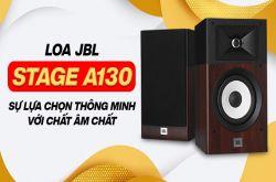 Loa JBL Stage A130: Sự lựa chọn thông minh với chất âm chất