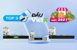 Top 3 Đầu VietK mới nhất và bán chạy nhất 2021