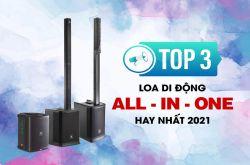 Top 3 Loa di dộng JBL hát karaoke, nghe nhạc xem phim hay nhất 2021