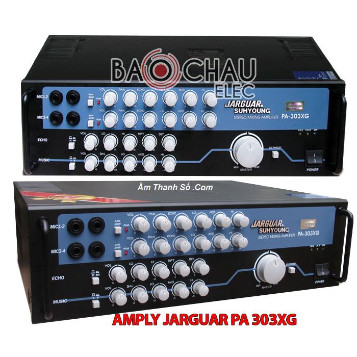 Amply Jarguar PA 303XG