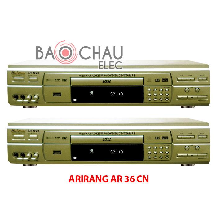 Đầu Arirang AR 36 CN