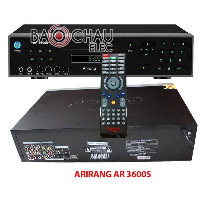 Arirang AR 3600S