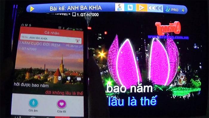 bai-hat--Android-Arirang-SmartK