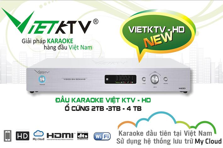 Việt KTV HD 2000GB Đầu karaoke hát hay nhất