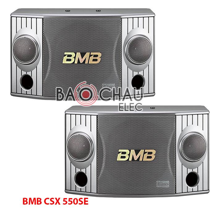 BMB CSX 550SE
