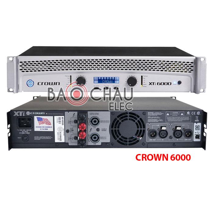 CROWN-6000