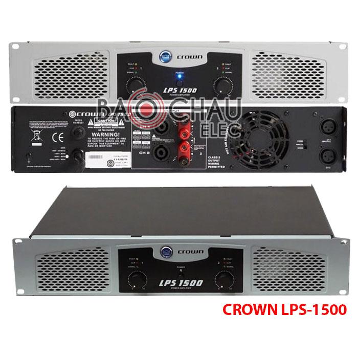 Crown LPS-1500
