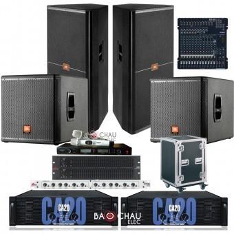 Xem nhiều hơn các thiết bị âm thanh sân khấu khác tại Bảo Châu elec