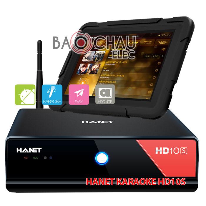 HANET-KARAOKE-HD10S