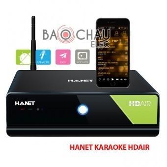 Đầu Hanet mới hát karaoke hay nhất