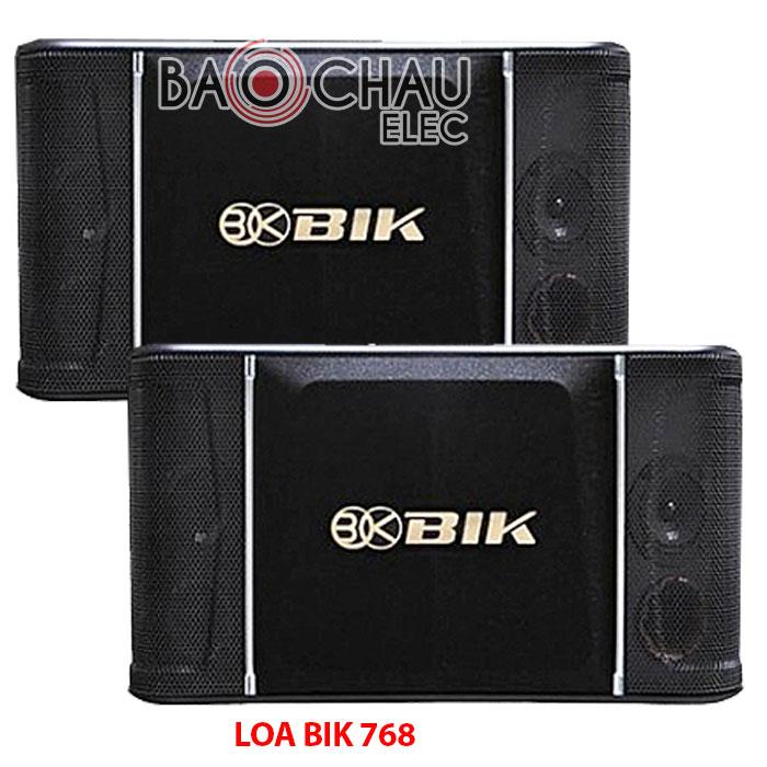 Loa karaoke Bik 768 – Loa BIK 768