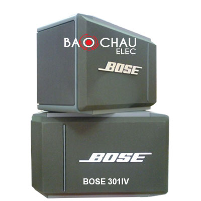 Loa Bose 301 Seri IV hàng bãi